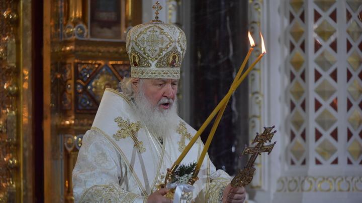 Патриарх Кирилл: Мечтания революционеров разрушить веру вызывают сегодня снисходительную улыбку