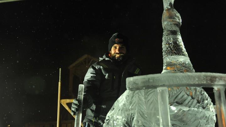 В мэрии назвали дату открытия ледового городка 2022 в Екатеринбурге