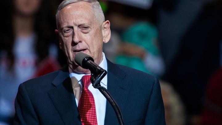 Мэттис заявил, что уход Тиллерсона не скажется на отношениях США с союзниками