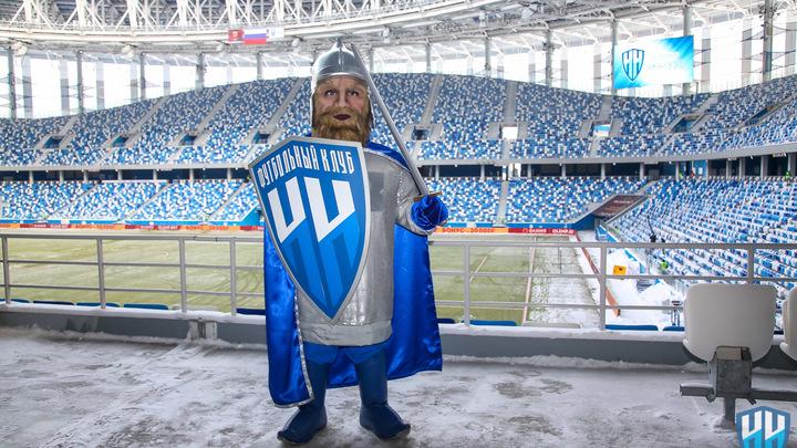 ФК «Нижний Новгород» впервые вышел в Премьер-лигу