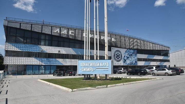 После капремонта ЛДС «Сибирь» будет соответствовать всем требованиям IIHF и ФХР