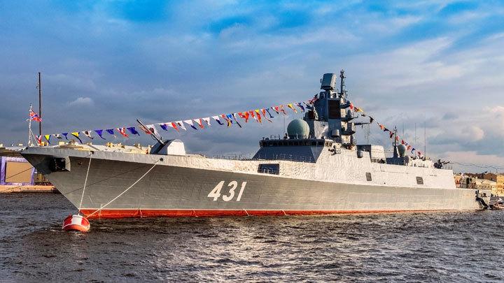 В десять раз дешевле американского: Корабль для кризиса военно-морской идеи