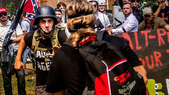 Трагедия в Шарлотсвилле: Вирджиния была выбрана неслучайно