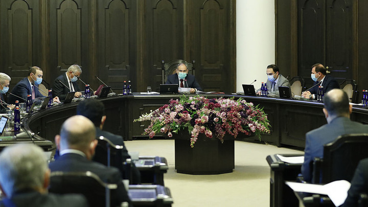 Рекорд по сборам подоходного налога побит в Армении