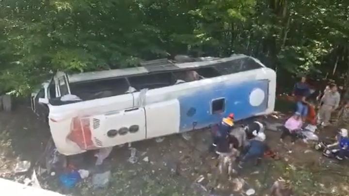 В первой краевой стабилизировали состояние 6 пострадавших в ДТП в Апшеронском районе