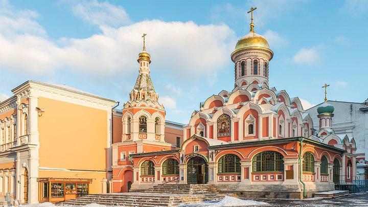 Небесная покровительница единства Руси