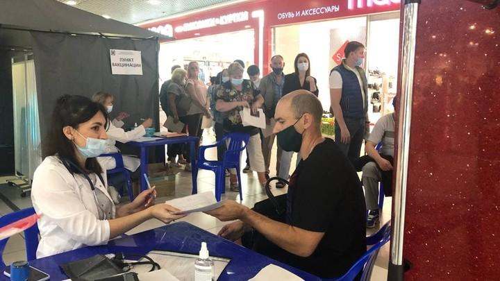 Бесплатная вакцинация от коронавируса в Челябинской области: привьемся в ТРК, садах и парках