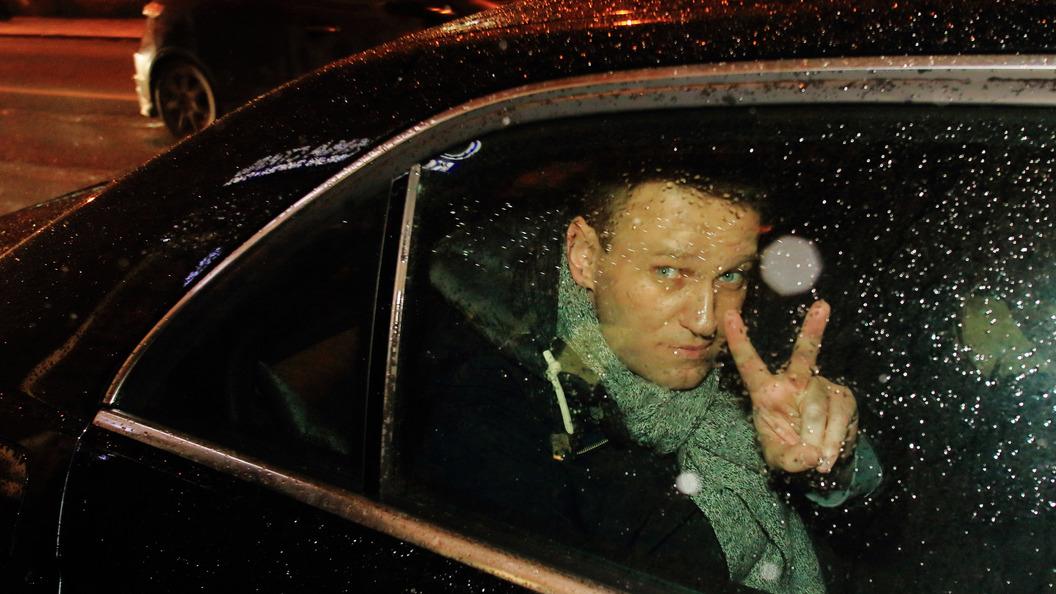 В штабе Навального в Москве проводятся следственные действия - УВД