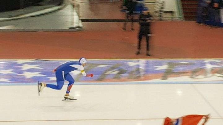 Канадский конькобежец свалил вину за проигрыши на русских мошенников