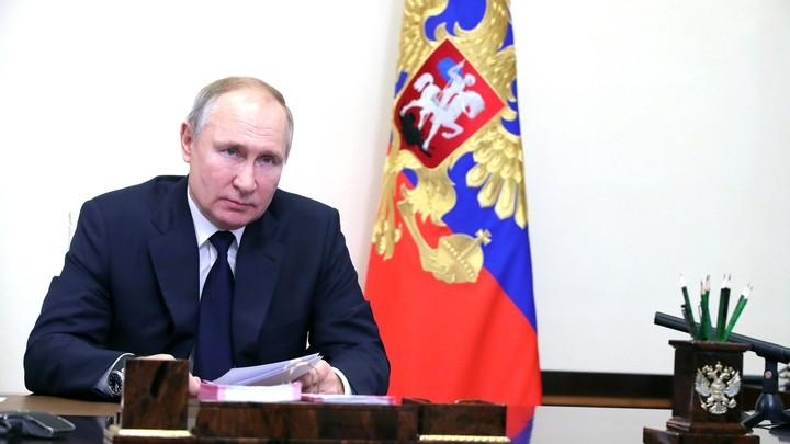 Путин заявил о жестоких ударах врагов: Мы помним эти заветы…