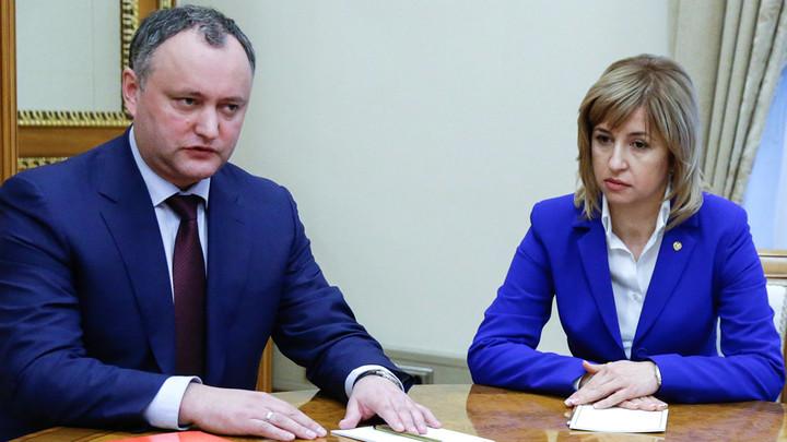 Гагаузия потребовала от Молдавии забыть о Румынии