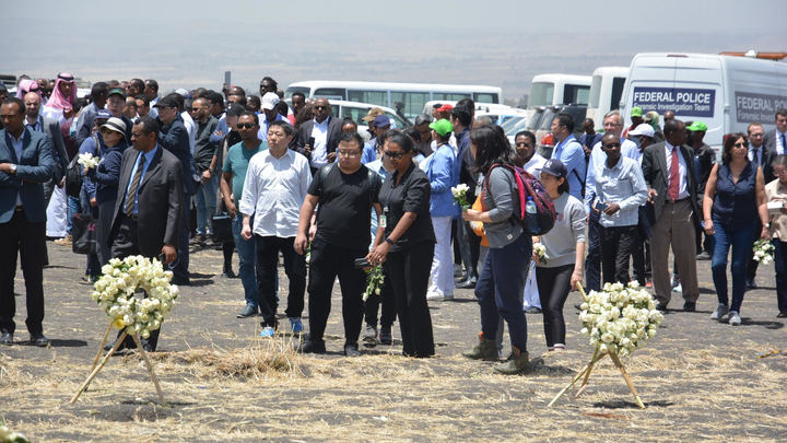 Чёрные ящики указали на сходство авиакатастроф в Эфиопии и Индонезии