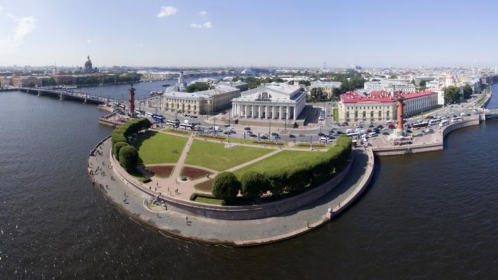 Васильевский остров в Петербурге увеличится на 230 футбольных полей
