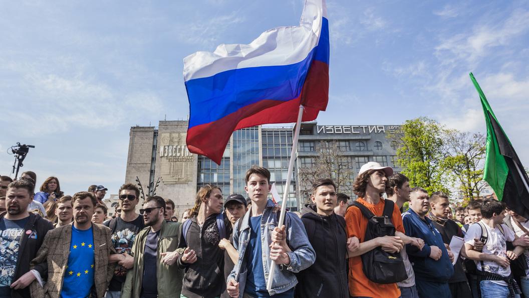 ВСПЧ заинтересовались ролью казаков впресечении акции оппозиции в столице России