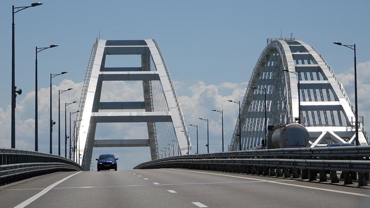 Для начала прогнали поезд, а потом…: Украинцы вычислили секретное предназначение Крымского моста