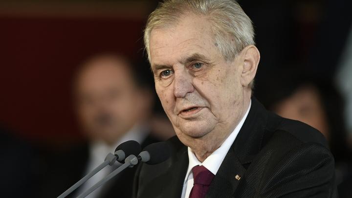 Президент Чехии устроил выволочку главе Минюста, выдавшего в США русского программиста