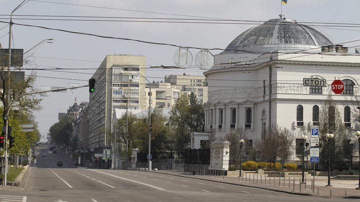 Вы выбрали шута: Киевский террорист сделал объявление в прямом эфире и был захвачен