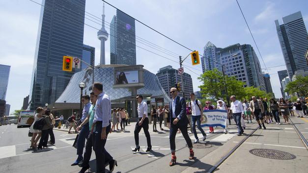 Аномальная жара убивает канадцев