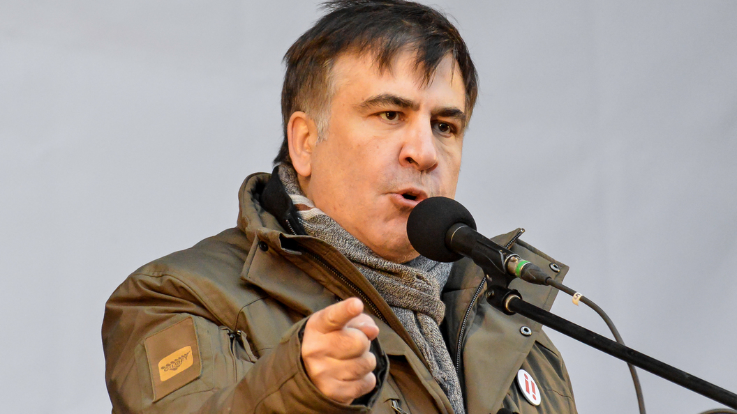Прокуратура Украины доказала подлинность голоса Саакашвили вобщении сКурченко