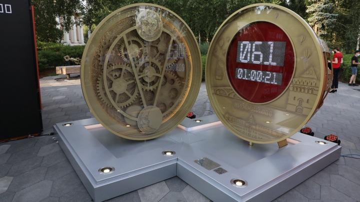 Часы обратного отсчета до 800-летия Нижнего Новгорода запустили в Москве