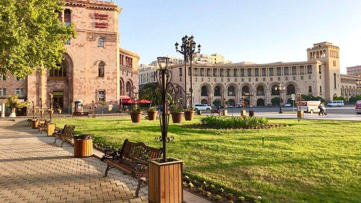 Жара уйдет из Армении только ближе к июлю