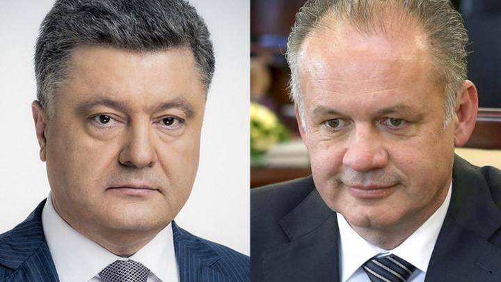 Порошенко призвал мир активнее давить на Россию