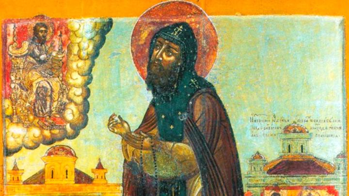 Преподобный Иринарх Ростовский. Православный календарь на 26 января