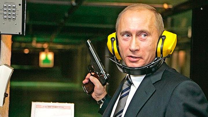 Страшные тайны мистера Зло Путина: Ху из мистер президент России