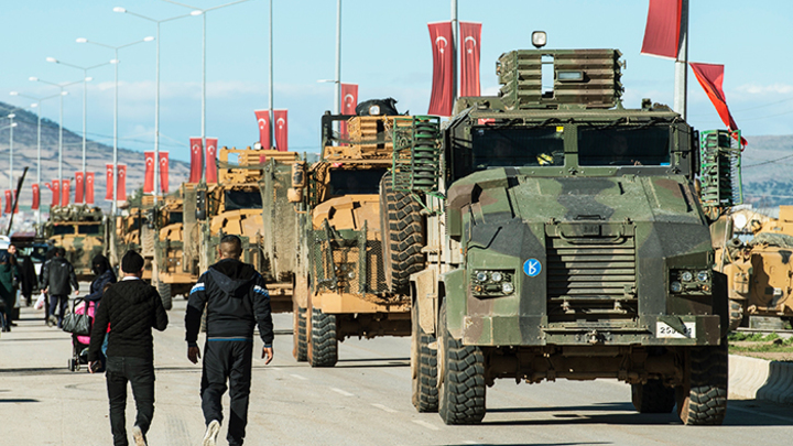 Эрдоган ввёл войска в Сирию. Что дальше?