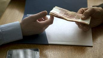 Количество крупных взяток уменьшилось за счёт увеличения числа мелких