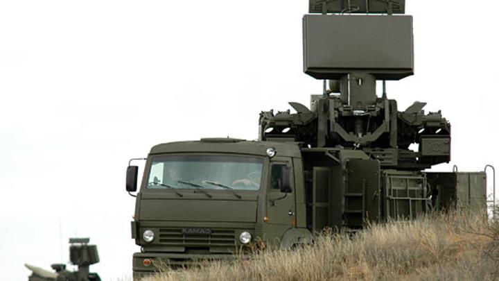 Зенитчики в Калининградской области провели стрельбы ради Ключей от неба - видео