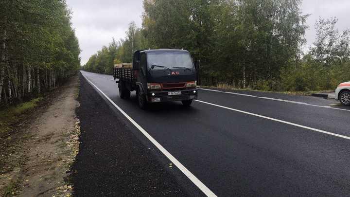 Автодорогу Городец-Кантаурово отремонтируют в октябре