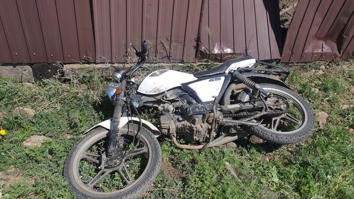 Смертельное ДТП в Карымском районе: два мотоциклиста не поделили дорогу