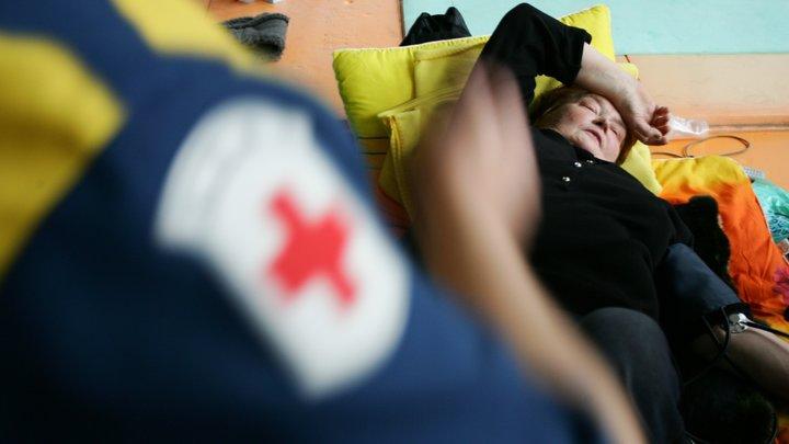 Клиент, пострадавший от охраны Совкомбанка, присоединился к голодовке валютных ипотечников