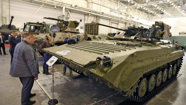 Украина вознамерилась отрезать канал экспорта военной техники России