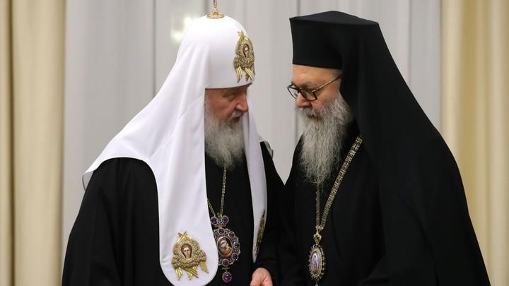 Глава Антиохийской Церкви отказался участвовать в Совещании Предстоятелей Православных Церквей в Аммане