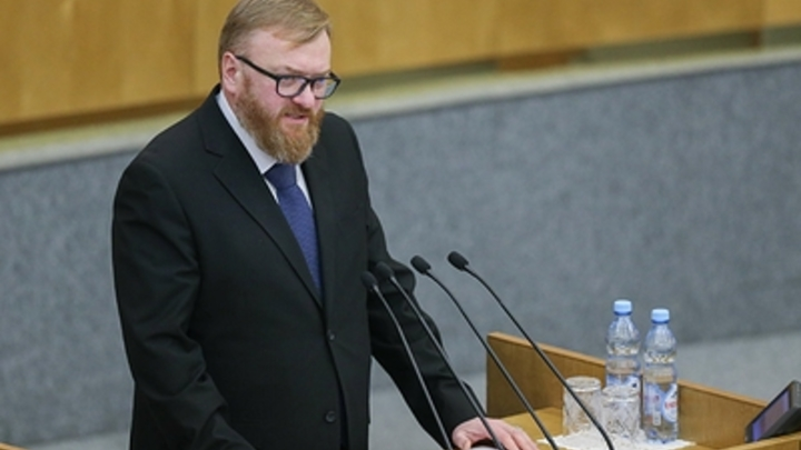Вся Россия захочет помочь: Милонов призвал построить в Сирии копию собора Святой Софии