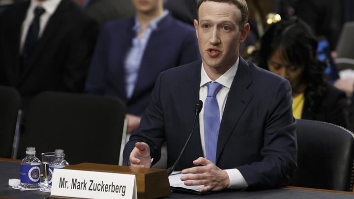 Под пятой точкой Цукерберга обнаружили «ядерный чемоданчик» для уничтожения Facebook