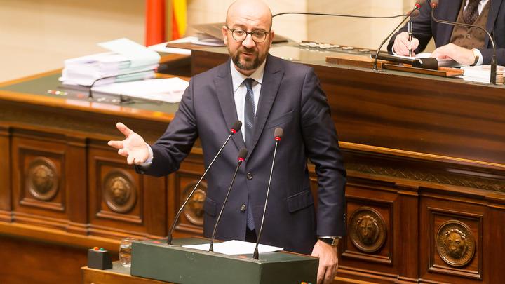 """""""Намерен немедленно отправиться к королю"""": Премьер Бельгии объявил об отставке"""