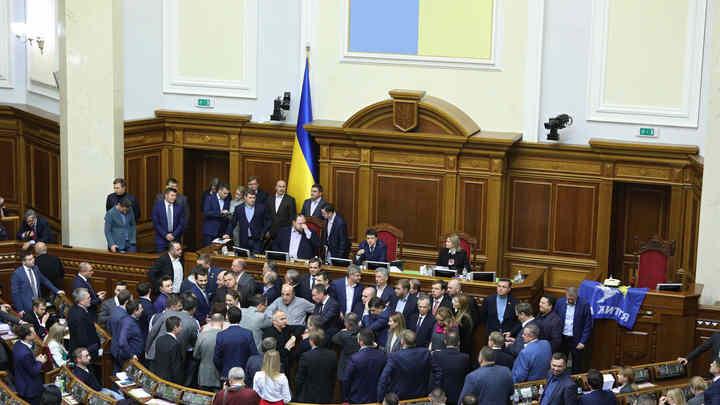 Уже не соскочим: На Украине ждут иностранного вторжения после решения рады