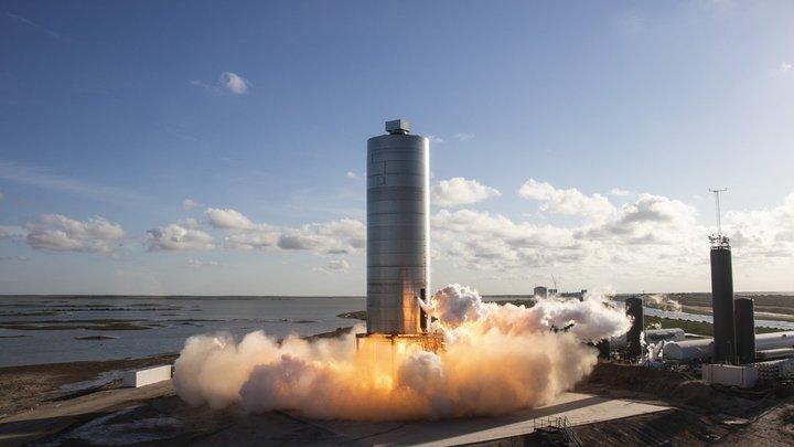 Довели до точки. На полигоне SpaceX произошёл взрыв