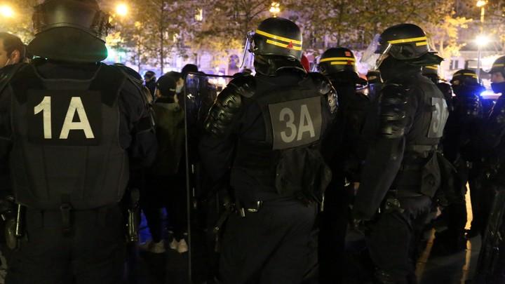 В Париже снова бои: Во всём городе - беспорядки из-за законопроекта О глобальной безопасности