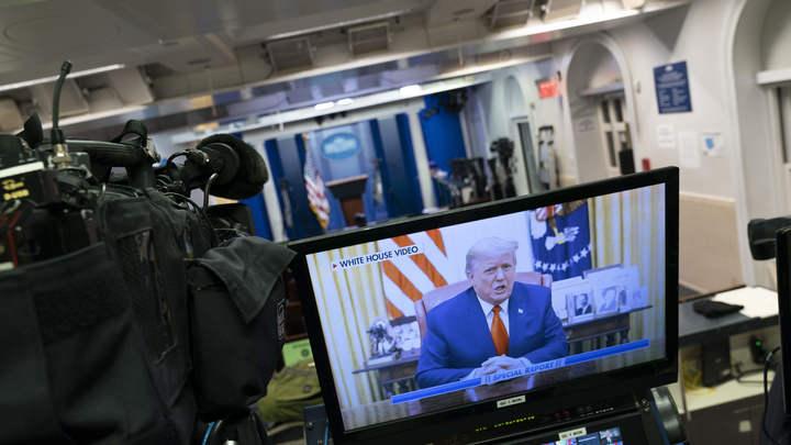 Спасибо, господин президент: Трамп в своей лучшей речи указал на очевидную опасность