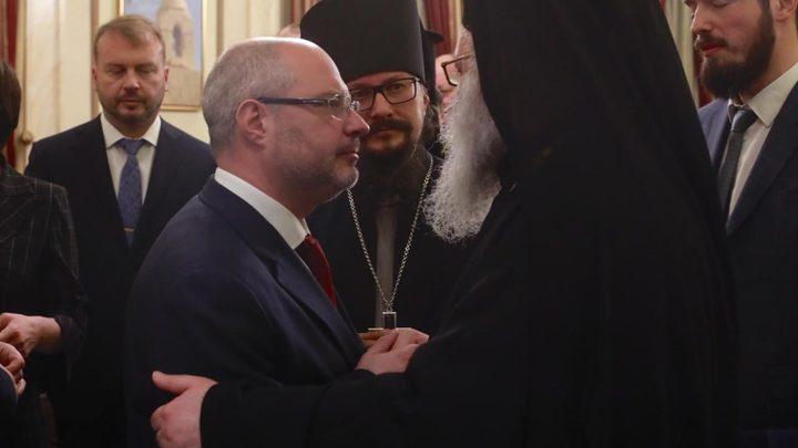Патриарх Иоанн X призвал Церквиобъединиться против беззаконий Фанара
