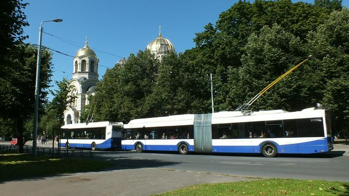 В Екатеринбурге ввели новый троллейбусный маршрут взамен двух других