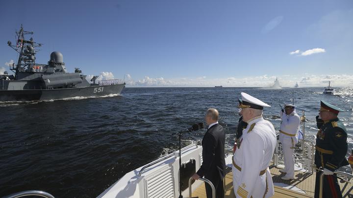 Парад ВМФ в Санкт-Петербурге-2021: расписание, состав участников, откуда лучше посмотреть