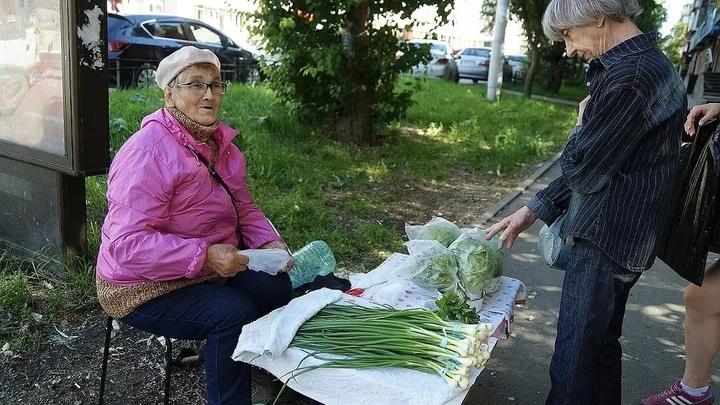 В Беларуси запрещена торговля выращенными овощами без справки