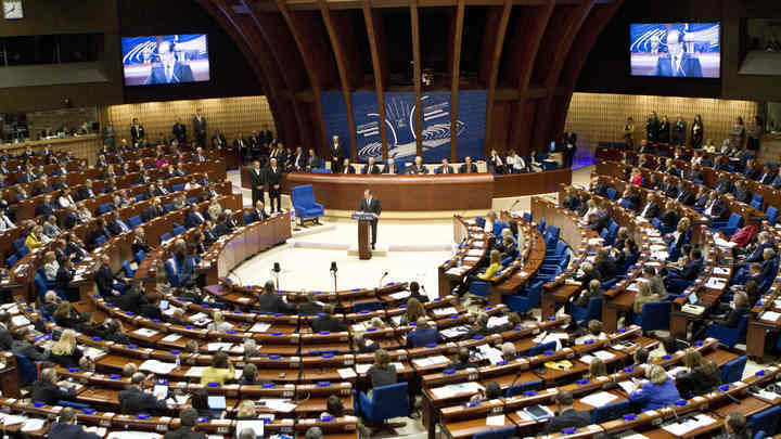 За матерный скандал Украины и Германии в ПАСЕ должна заплатить Россия