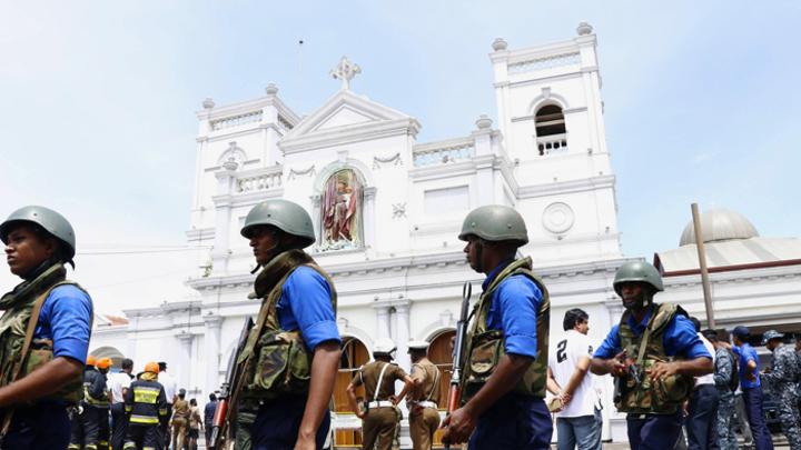 Эксперты узнали о реакции ИГ* на серию терактов на Шри-Ланке