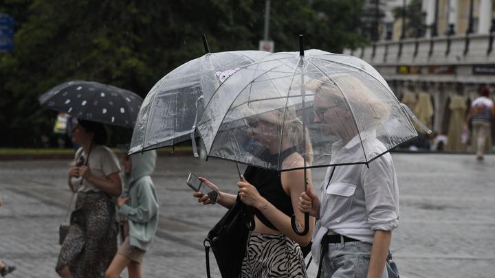 Петербург в тылу циклона: в пятницу по городу пройдут кратковременные дожди